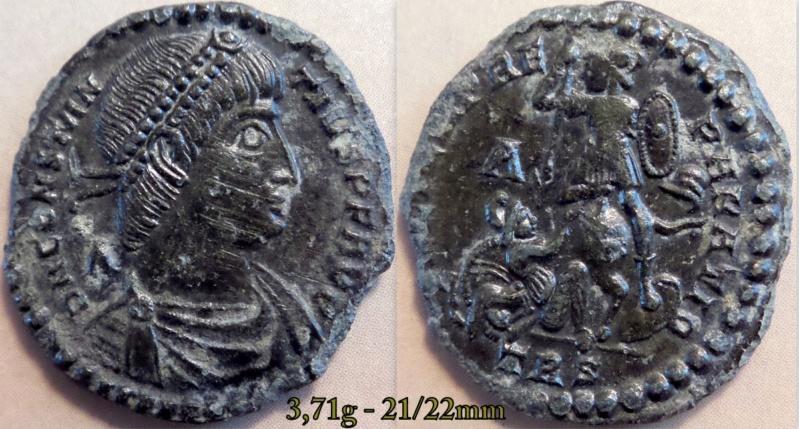 Les Constances II, ses Césars et ces opposants par Rayban35 - Page 5 Charge41