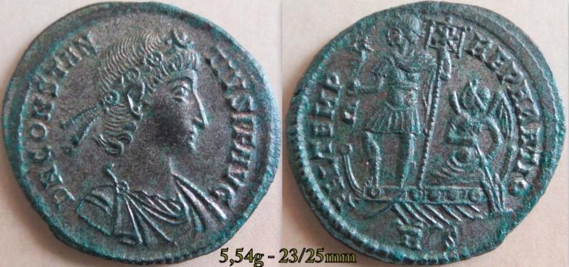 Les Constances II, ses Césars et ces opposants par Rayban35 - Page 6 Charge47