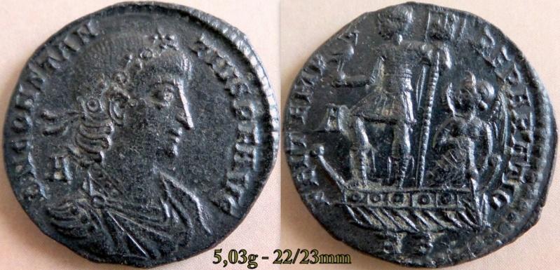 Les Constances II, ses Césars et ces opposants par Rayban35 - Page 6 Charge49