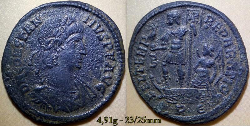 Les Constances II, ses Césars et ces opposants par Rayban35 - Page 6 Charge51