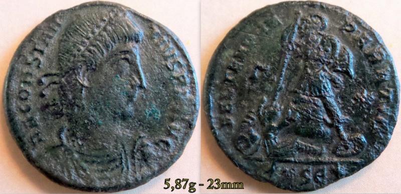 Les Constances II, ses Césars et ces opposants par Rayban35 - Page 6 Charge52