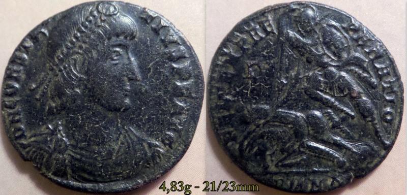 Les Constances II, ses Césars et ces opposants par Rayban35 - Page 6 Charge58