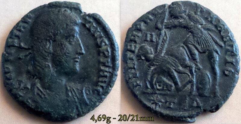 Les Constances II, ses Césars et ces opposants par Rayban35 - Page 9 Charge92