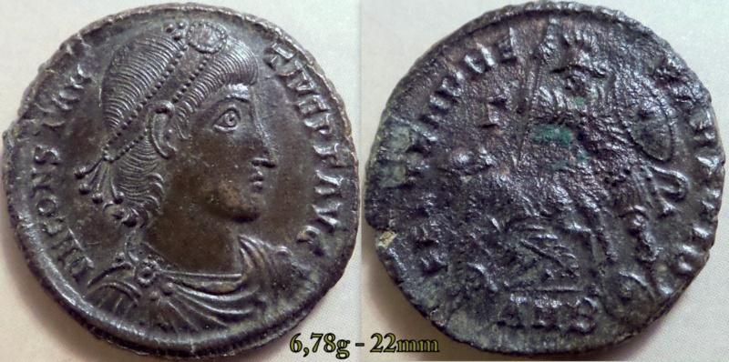 Les Constances II, ses Césars et ces opposants par Rayban35 - Page 9 Charge95