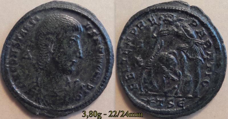 Les Constances II, ses Césars et ces opposants par Rayban35 - Page 9 Charge96