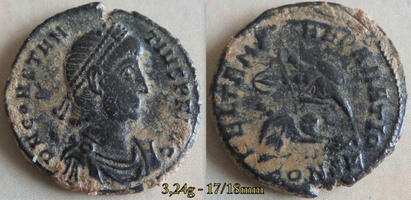 Les Constances II, ses Césars et ces opposants par Rayban35 - Page 22 D511