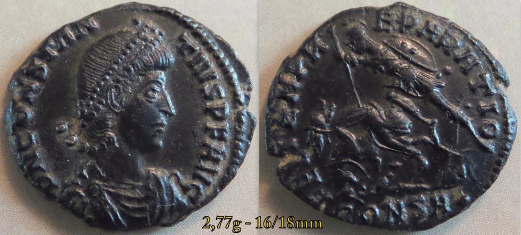 Les Constances II, ses Césars et ces opposants par Rayban35 - Page 20 Docume23