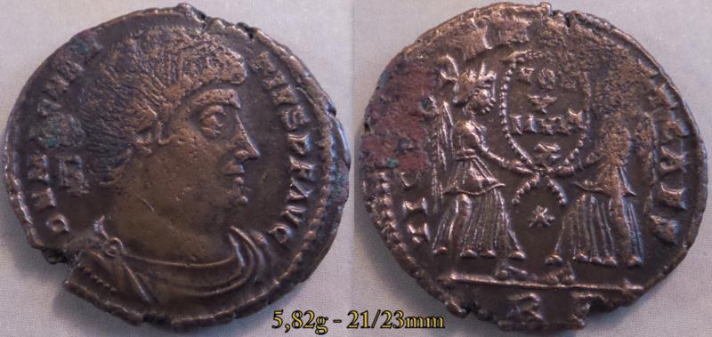 Les Constances II, ses Césars et ces opposants par Rayban35 - Page 20 Docume28