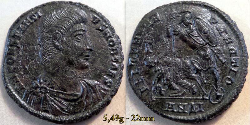Les Constances II, ses Césars et ces opposants par Rayban35 - Page 20 Docume29