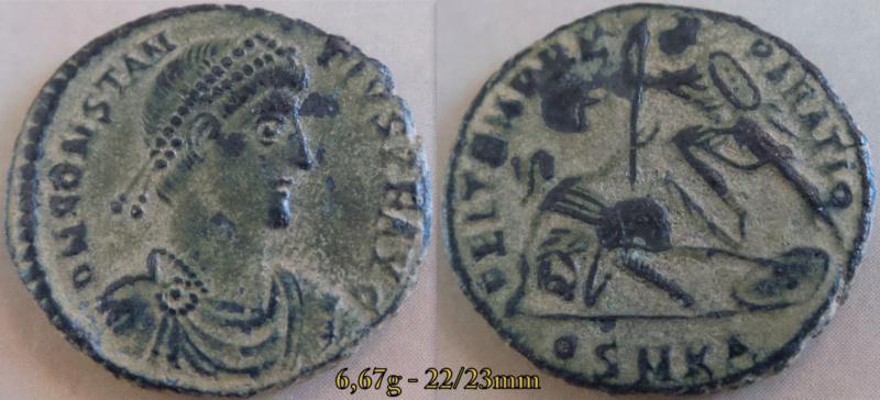 Les Constances II, ses Césars et ces opposants par Rayban35 Docume40
