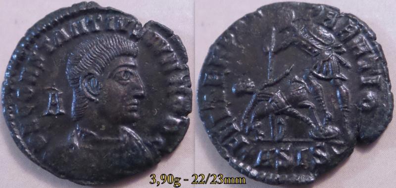 Les Constances II, ses Césars et ces opposants par Rayban35 Docume45