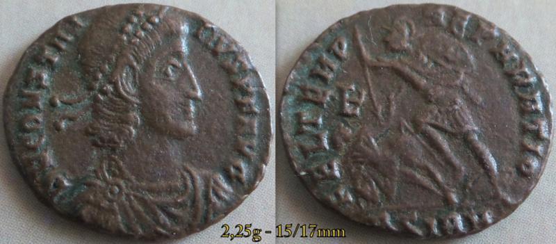 Les Constances II, ses Césars et ces opposants par Rayban35 Docume49