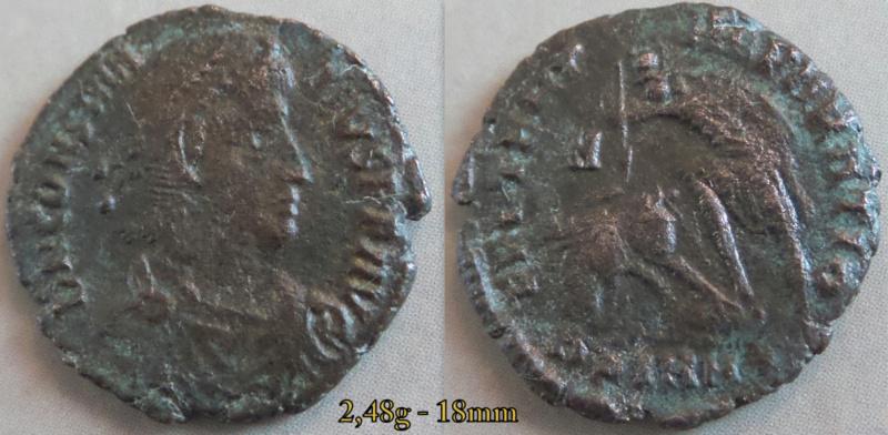 Les Constances II, ses Césars et ces opposants par Rayban35 Docume59