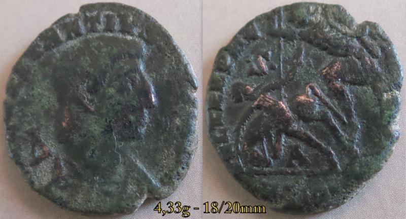 Les Constances II, ses Césars et ces opposants par Rayban35 Docume60