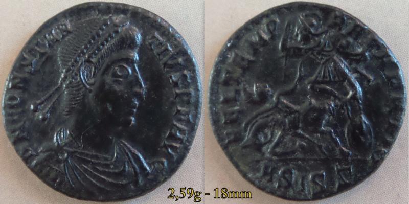 Les Constances II, ses Césars et ces opposants par Rayban35 Docume61
