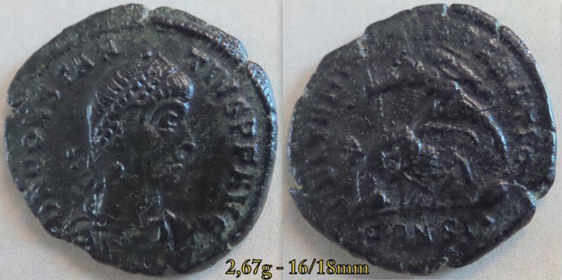 Les Constances II, ses Césars et ces opposants par Rayban35 Docume68