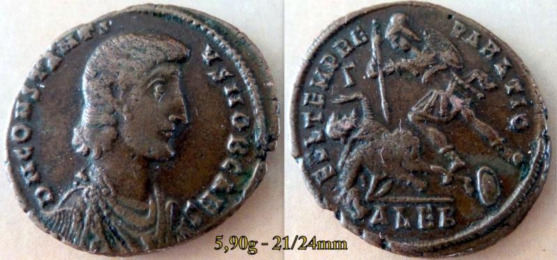 Les Constances II, ses Césars et ces opposants par Rayban35 - Page 7 Images23