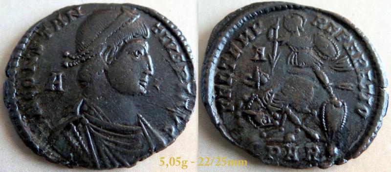 Les Constances II, ses Césars et ces opposants par Rayban35 - Page 5 Pellic12