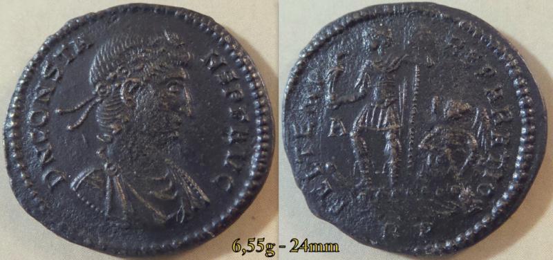 Les Constances II, ses Césars et ces opposants par Rayban35 - Page 8 Pellic13