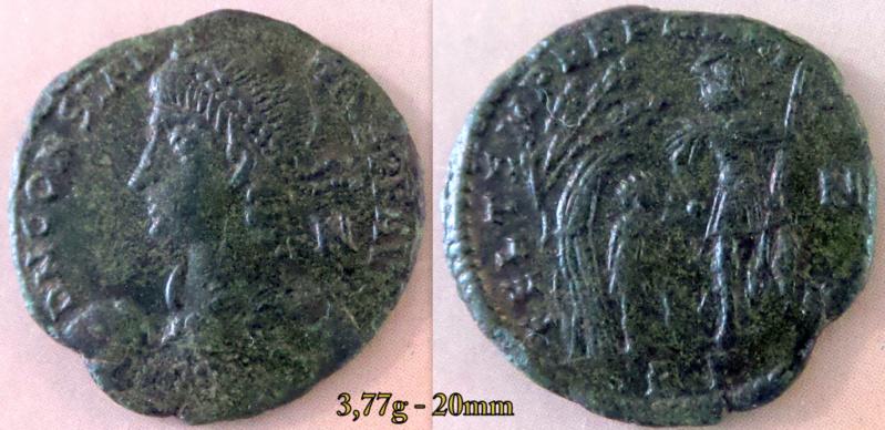 Les Constances II, ses Césars et ces opposants par Rayban35 - Page 8 Pellic15