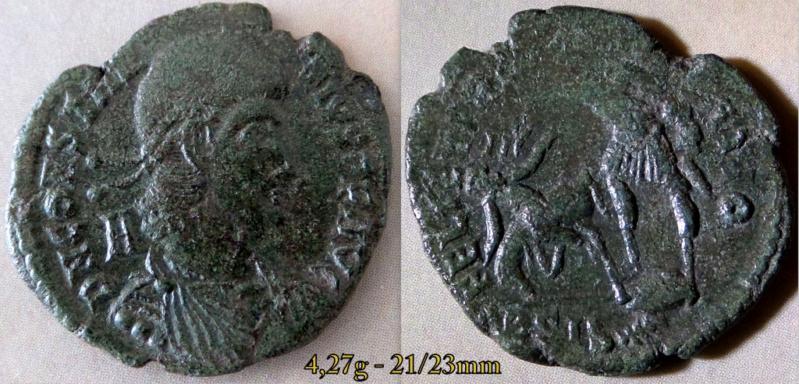 Les Constances II, ses Césars et ces opposants par Rayban35 - Page 8 Pellic16