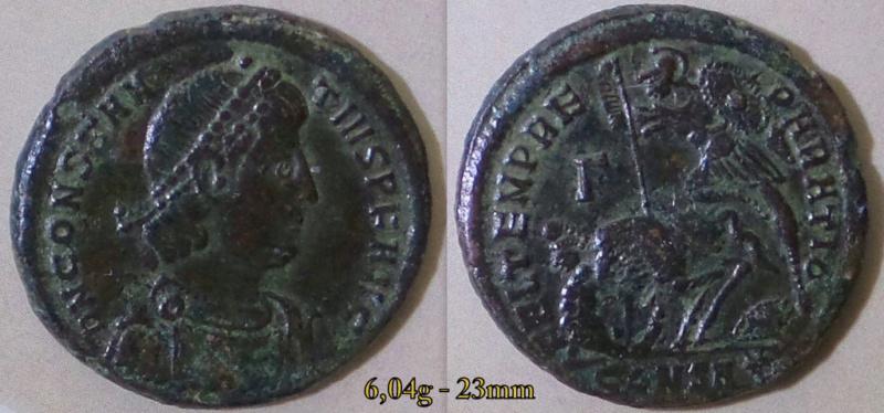 Les Constances II, ses Césars et ces opposants par Rayban35 - Page 8 Pellic18