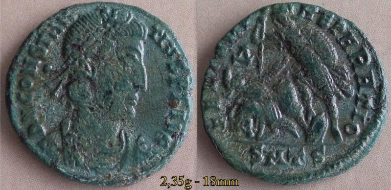 Les Constances II, ses Césars et ces opposants par Rayban35 - Page 9 Pellic19
