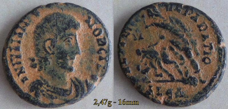 Les Constances II, ses Césars et ces opposants par Rayban35 - Page 9 Pellic23