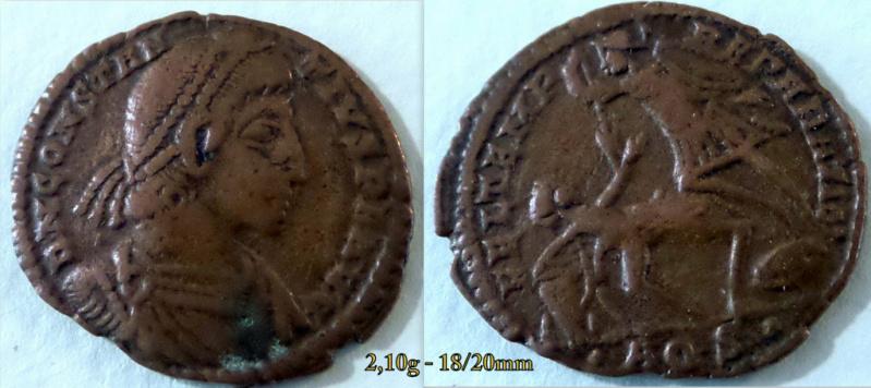 Les Constances II, ses Césars et ces opposants par Rayban35 - Page 10 Pellic27