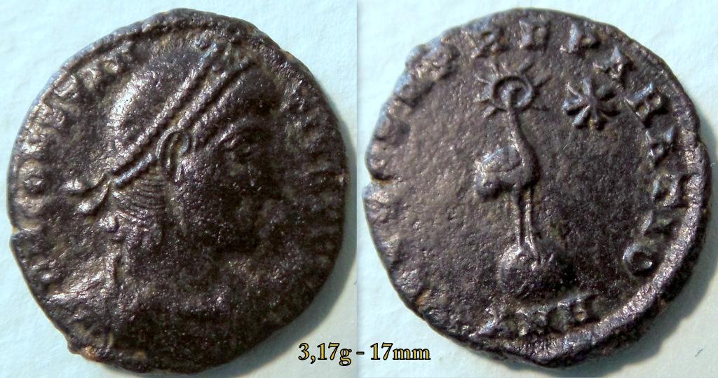Les Constances II, ses Césars et ces opposants par Rayban35 - Page 11 Pellic34
