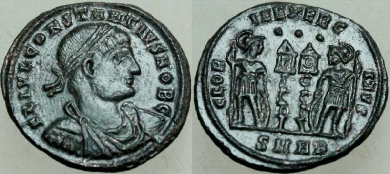 Constance II RIC 128. S-l16021
