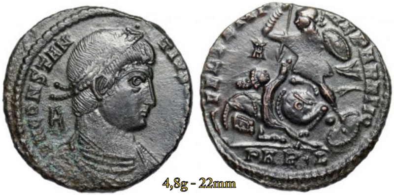 Les Constances II, ses Césars et ces opposants par Rayban35 - Page 5 Sans_161