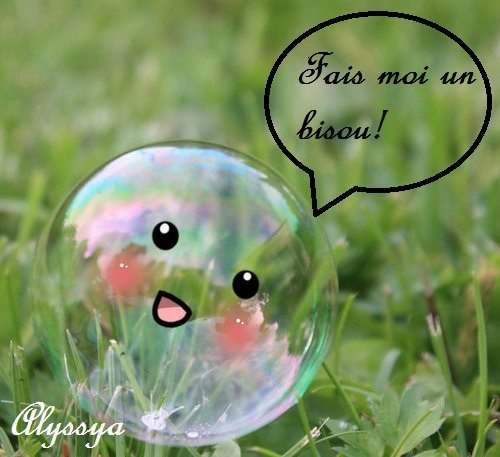 Avatars Bulle de tendresse Bubble10
