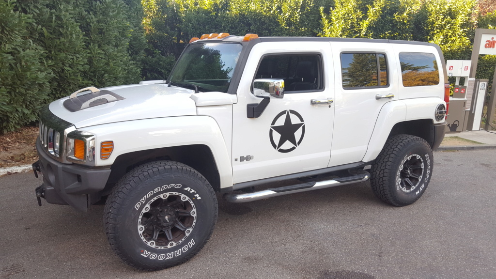 hummer h3 full options VENDU 20180919