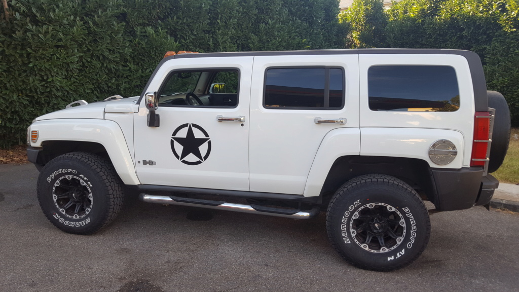 hummer h3 full options VENDU 20180920