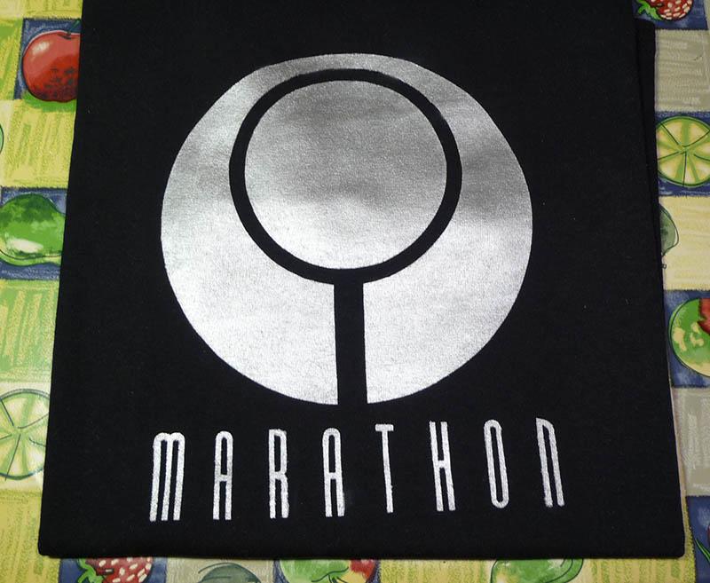 EO's custom t-shirts Marath10