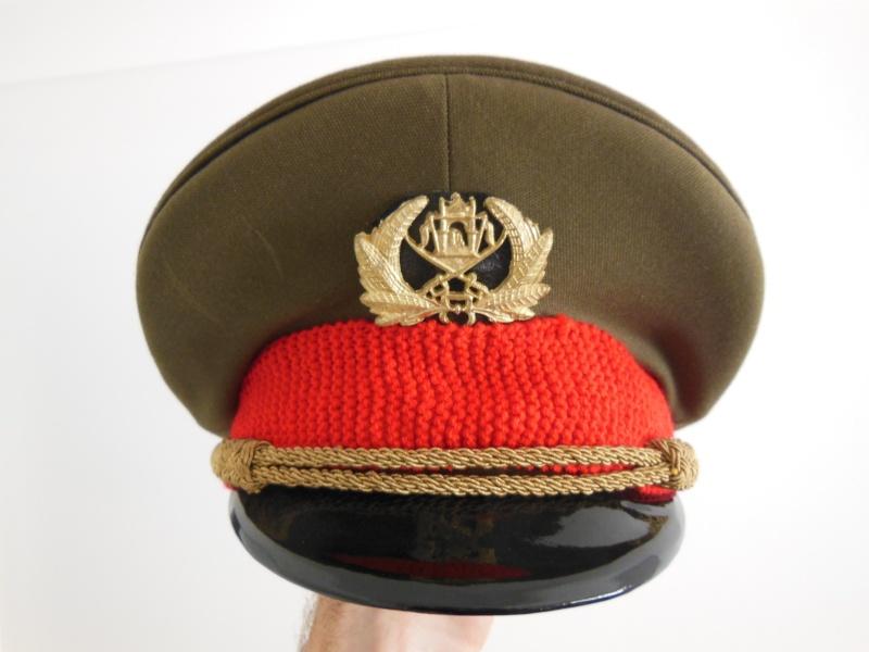 ANA cerimonial guard cap Dscn1210