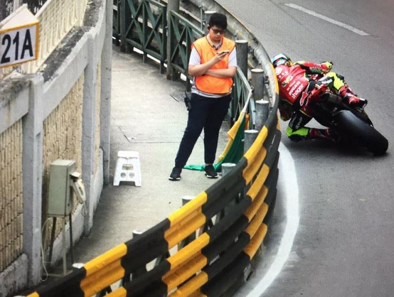 [Road racing] GP Macao 2018 Captur20