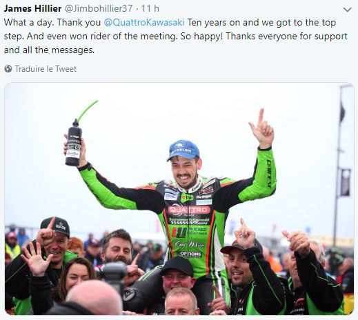[Road Racing] NW 200 2019 - Page 3 Hillie10
