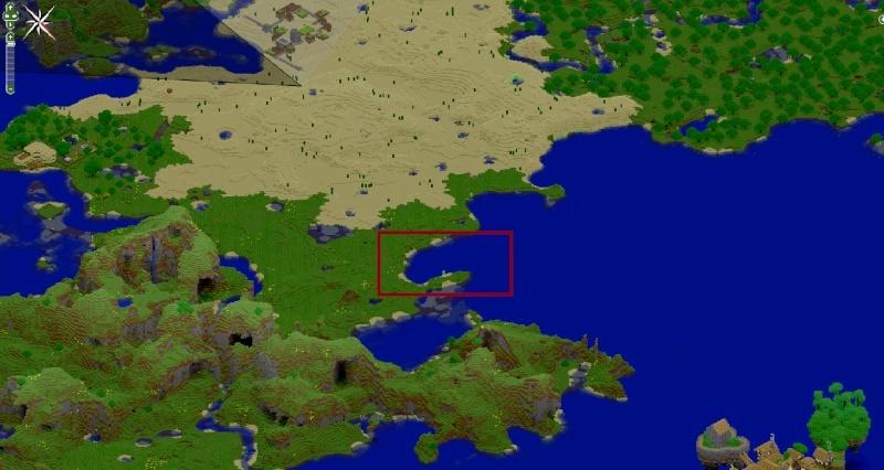 Projet : Village Troyen (Lanfeust) Zone110