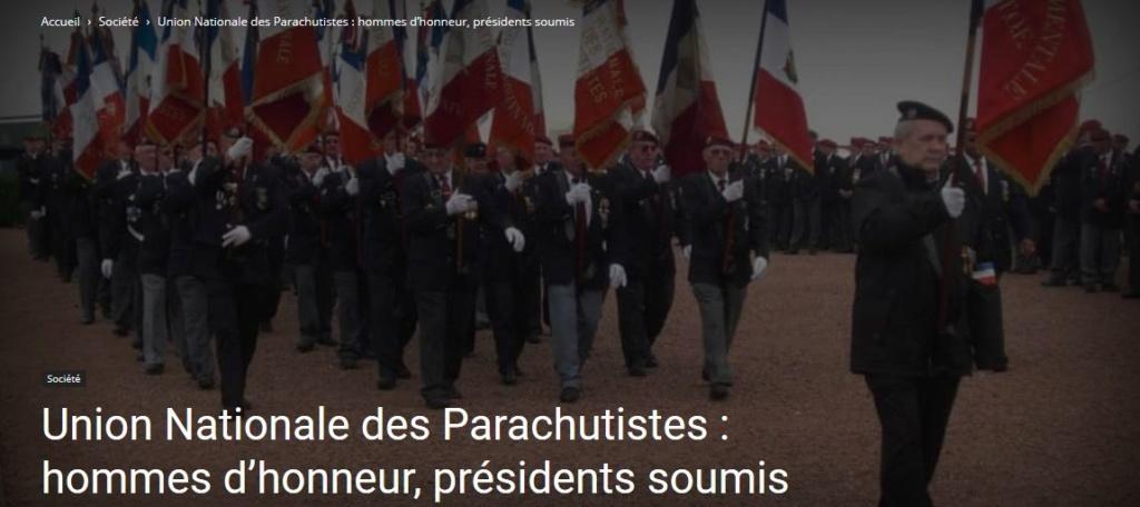 Union Nationale des Parachutistes : hommes d'honneur, présidents soumis Unp_ho10