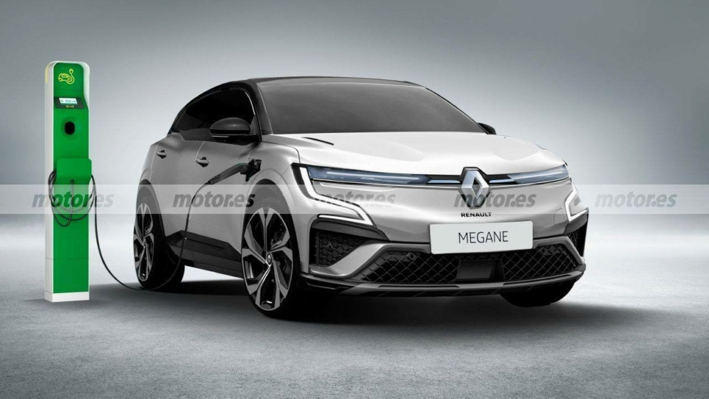 2020 - [Renault] Mégane eVision - Page 5 12193510
