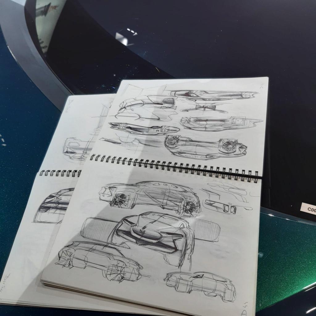[Présentation] Le design par DS Automobiles - Page 3 5346e210
