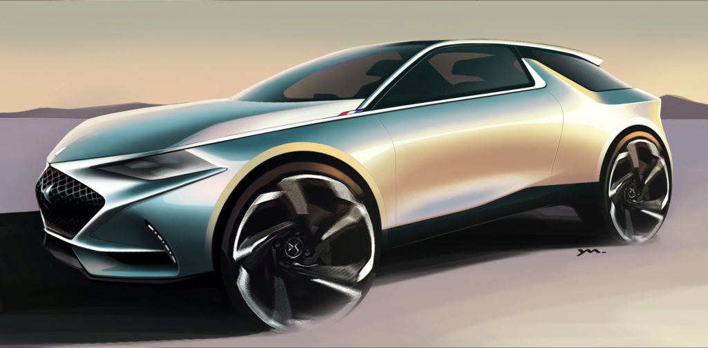 [Présentation] Le design par DS Automobiles - Page 2 77624310