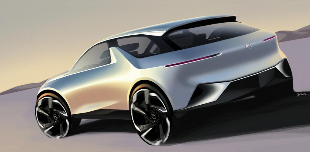 [Présentation] Le design par DS Automobiles - Page 2 9dd52e10