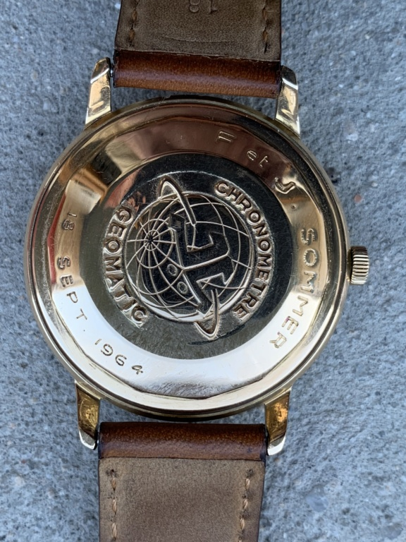 Jaeger - [Vends] Jaeger Lecoultre Geomatic 18K Img_0711