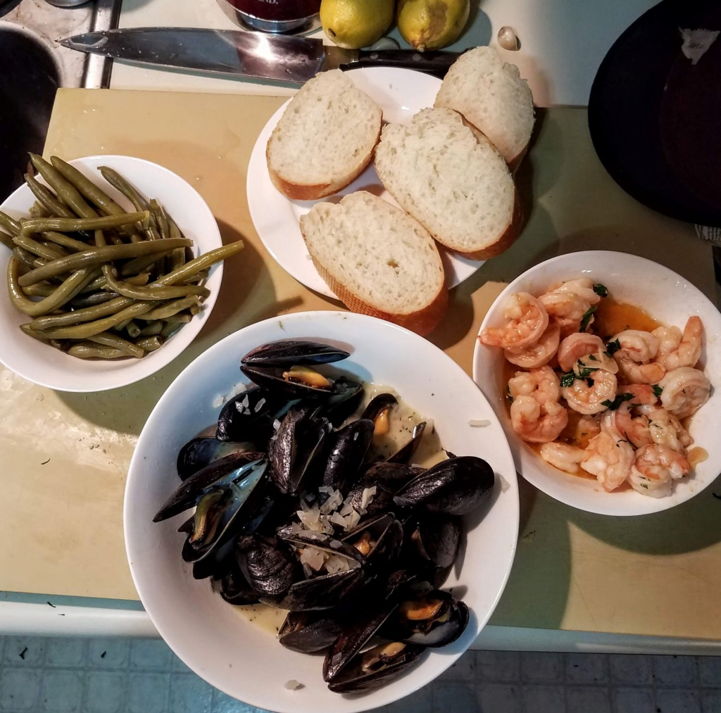 OCTOBER, 2018 - What's cooking for dinner / supper? - Page 6 20181020