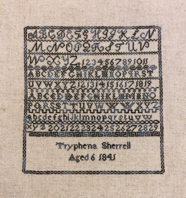 SAL Thryphéna Sherrell 1841 d'Histoire de Lin Prochaine photo le 20 Aoüt Forum_18