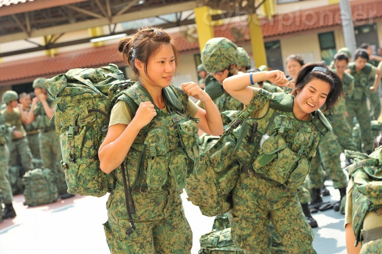 Singapore Digitals and some history of Singapore Combat Dress 13996910