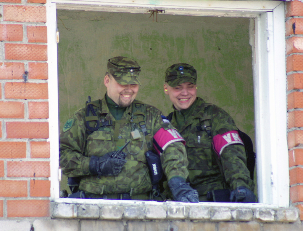 My Estonian Military/Police Stuff 15235710